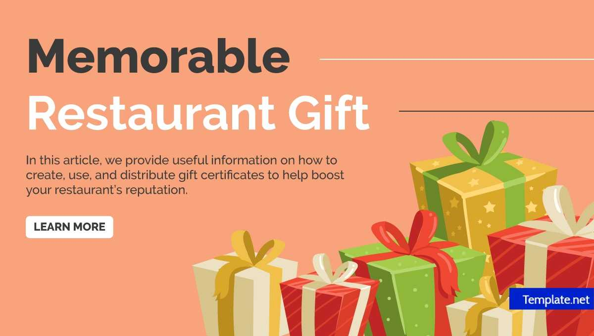 001 Restaurant Gift Certificates Templates Template Shocking Intended For Restaurant Gift Certificate Template