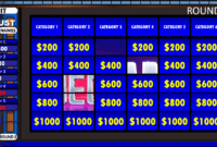001 Template Ideas 580D4B within Jeopardy Powerpoint Template With Score
