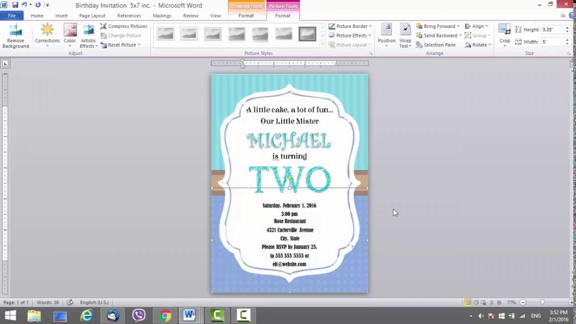 001 Template Ideas Microsoft Word Birthday Card Best With Regard To Birthday Card Publisher Template