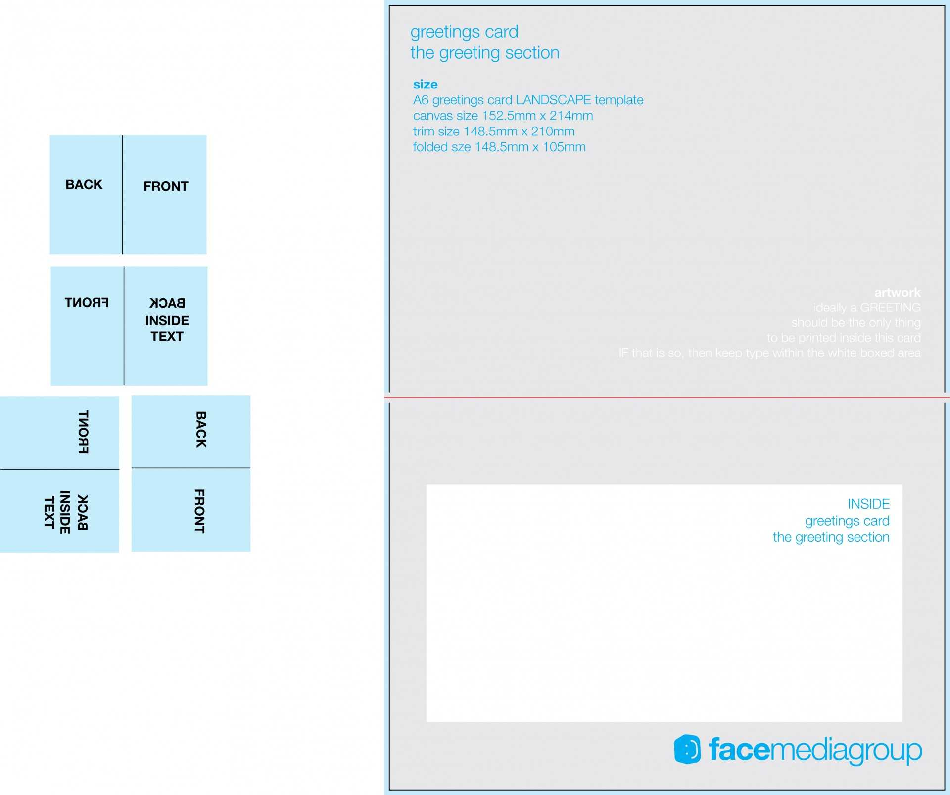 003 Free Blank Greeting Card Templates 314639 Template Ideas Pertaining To Free Printable Blank Greeting Card Templates