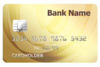 004 Gold Credit Card Template Ideas Stirring Word with Credit Card Size Template For Word