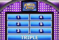 005 Family Feud Template Ppt Ideas Beautiful Photograph Of intended for Family Feud Powerpoint Template Free Download