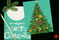 006 Christmas Card Template Photoshop Ideas Mockup in Christmas Photo Card Templates Photoshop
