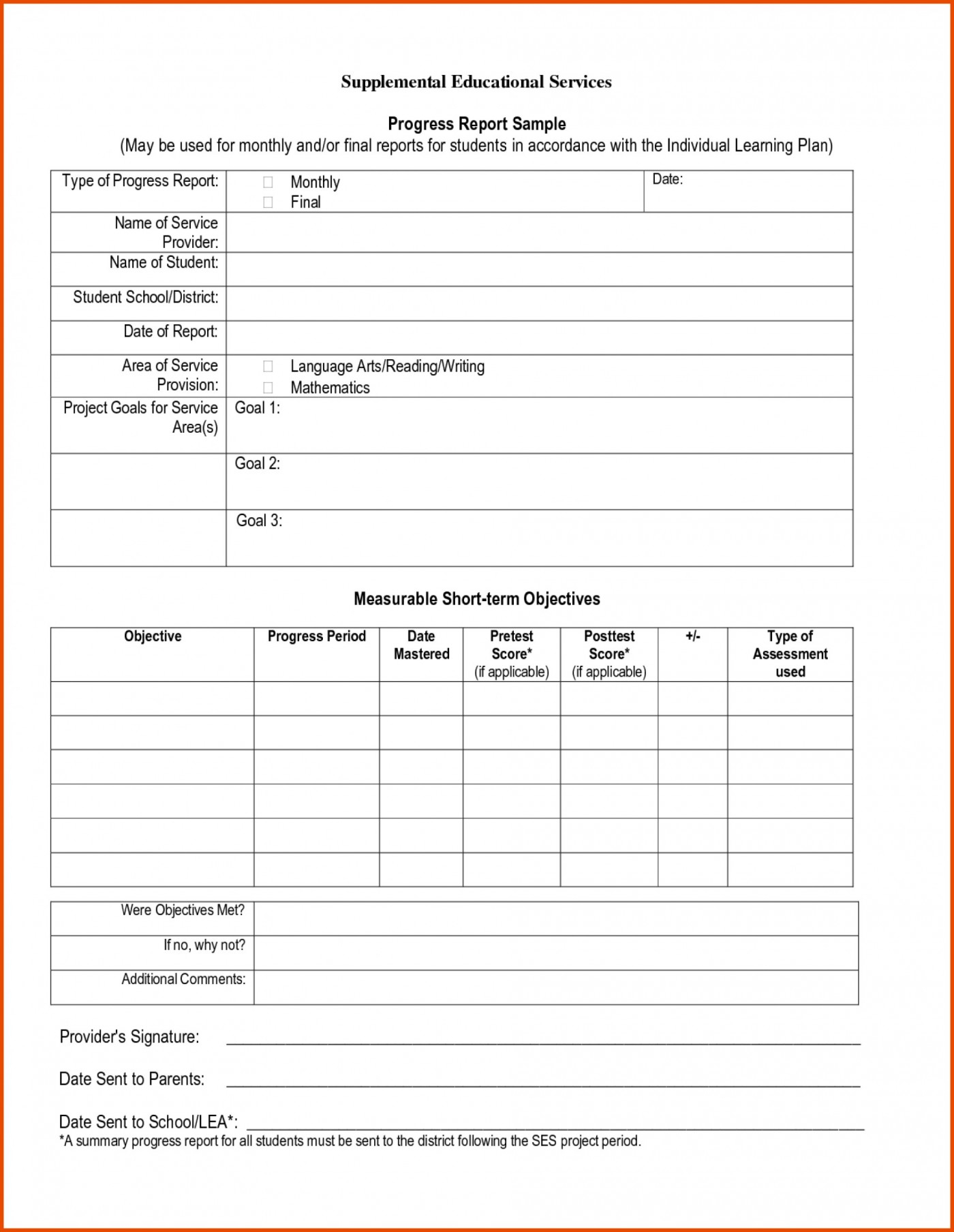 006 Deped Junior High School Report Card Template Free Throughout Middle School Report Card Template