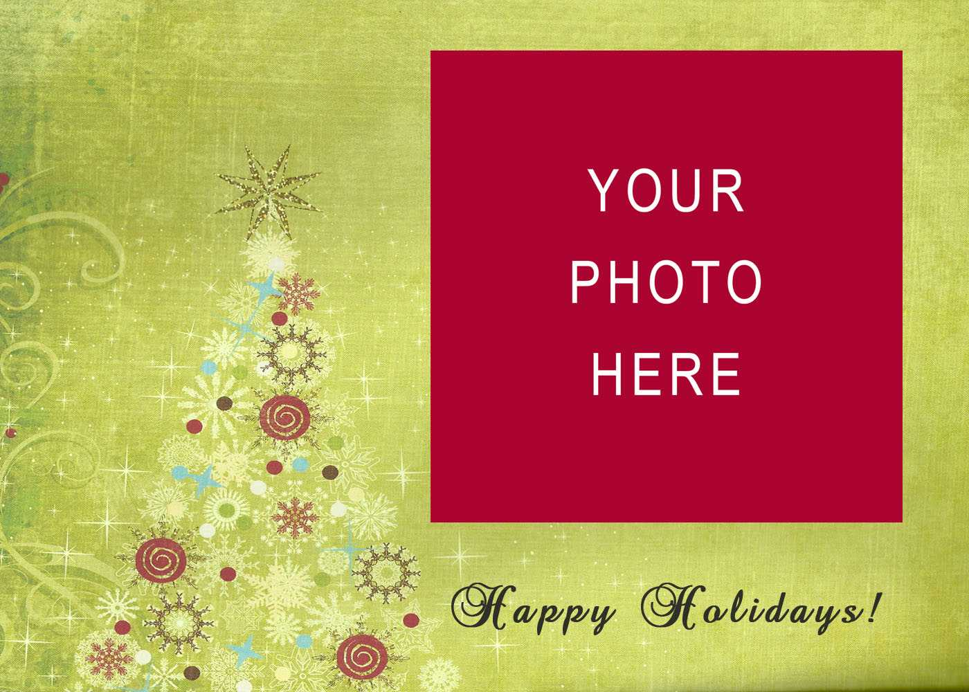 008 Christmas Card Templates Free Download Images In Photo With Regard To Christmas Photo Cards Templates Free Downloads