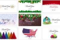 009 Holiday Templates Table Name Cards Template Christmas pertaining to Christmas Table Place Cards Template