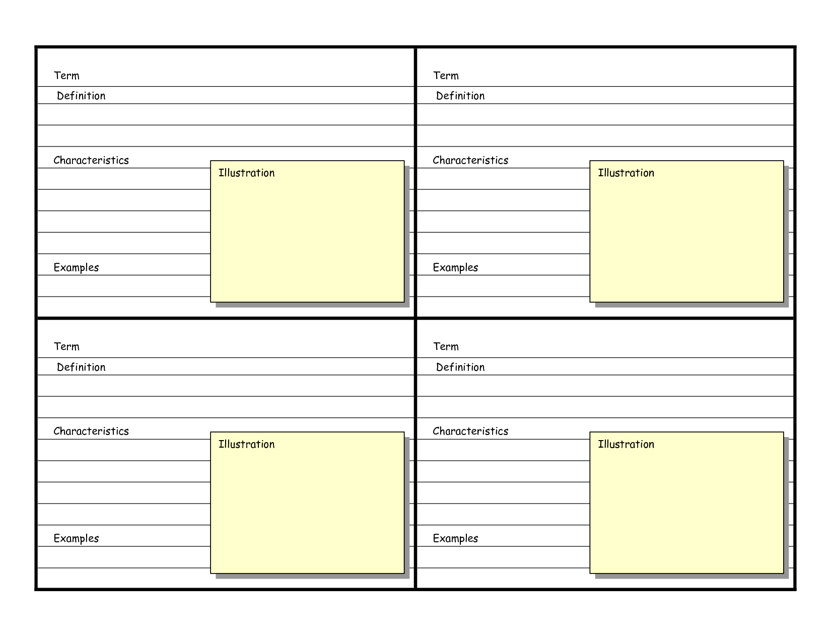 009 Template Ideas Index Card Word Impressive 2010 3X5 With Regard To 3X5 Blank Index Card Template