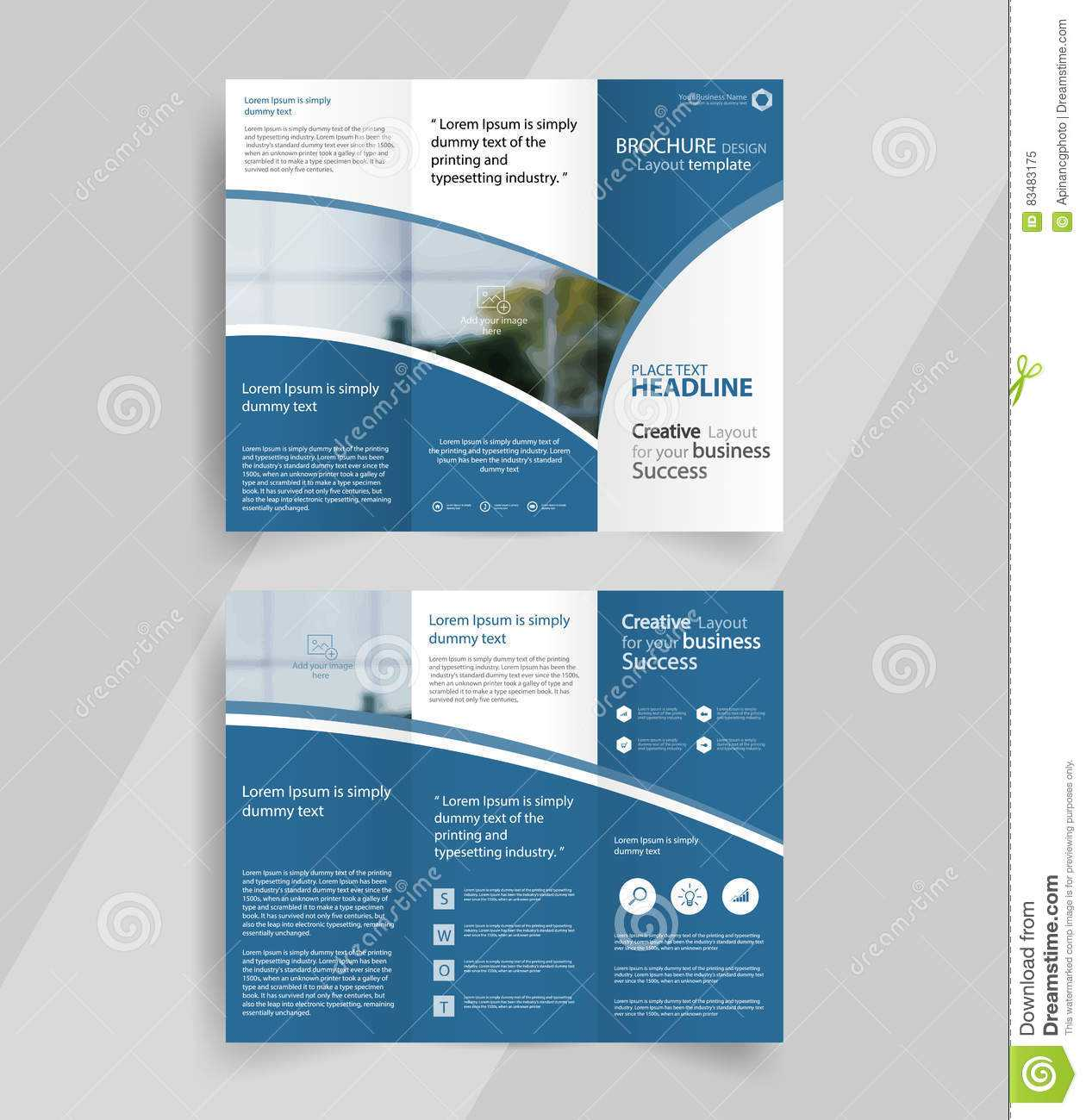 009 Tri Fold Brochure Template Free Download Ai Business Intended For Brochure Templates Adobe Illustrator