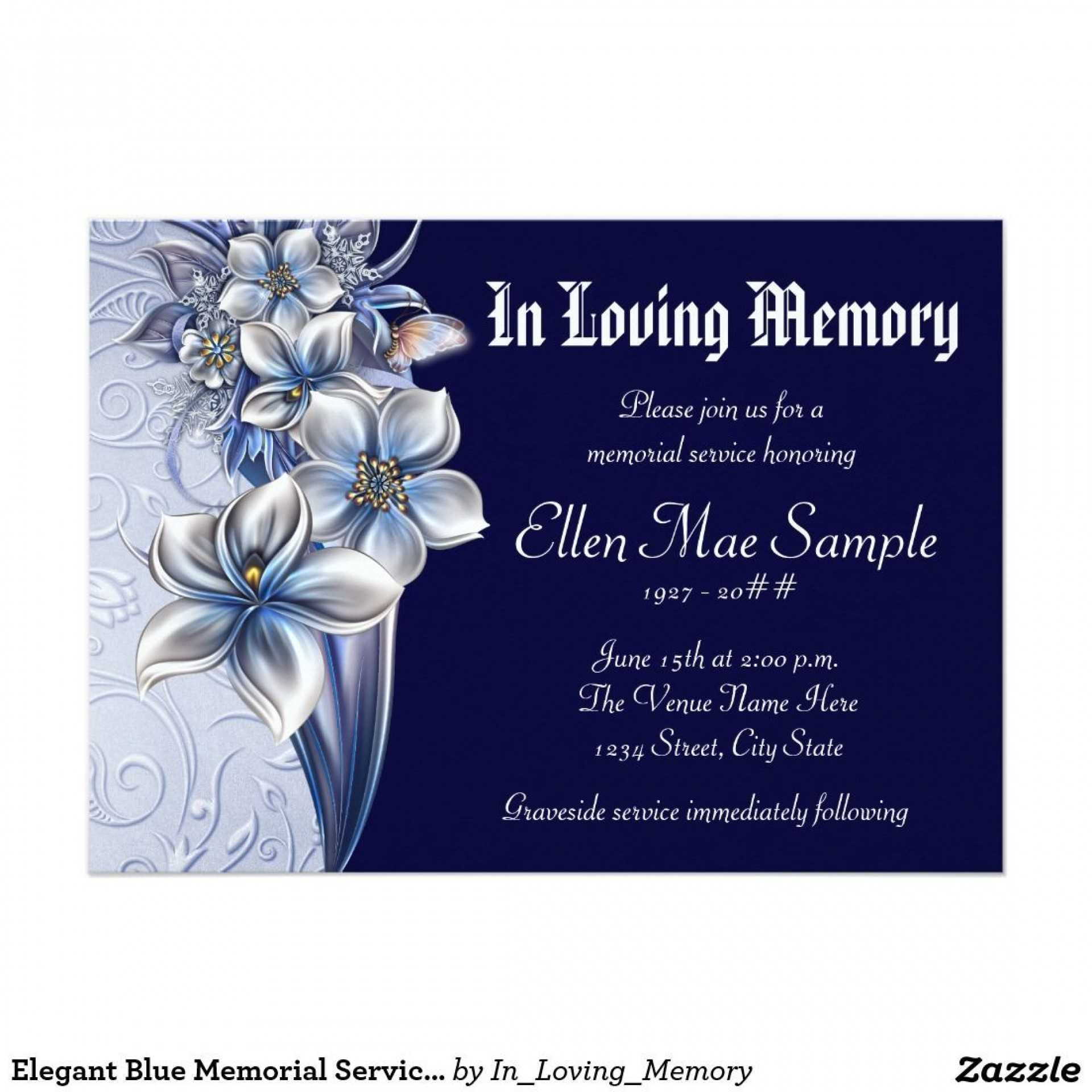 010 Funeral Invitation Template Free Incredible Ideas Regarding Funeral Invitation Card Template
