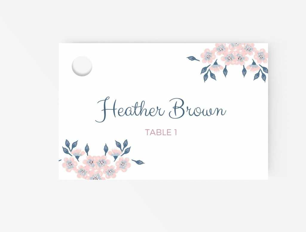 011 Table Name Cards Template Free Word Place Amazing Ideas With Table Name Cards Template Free