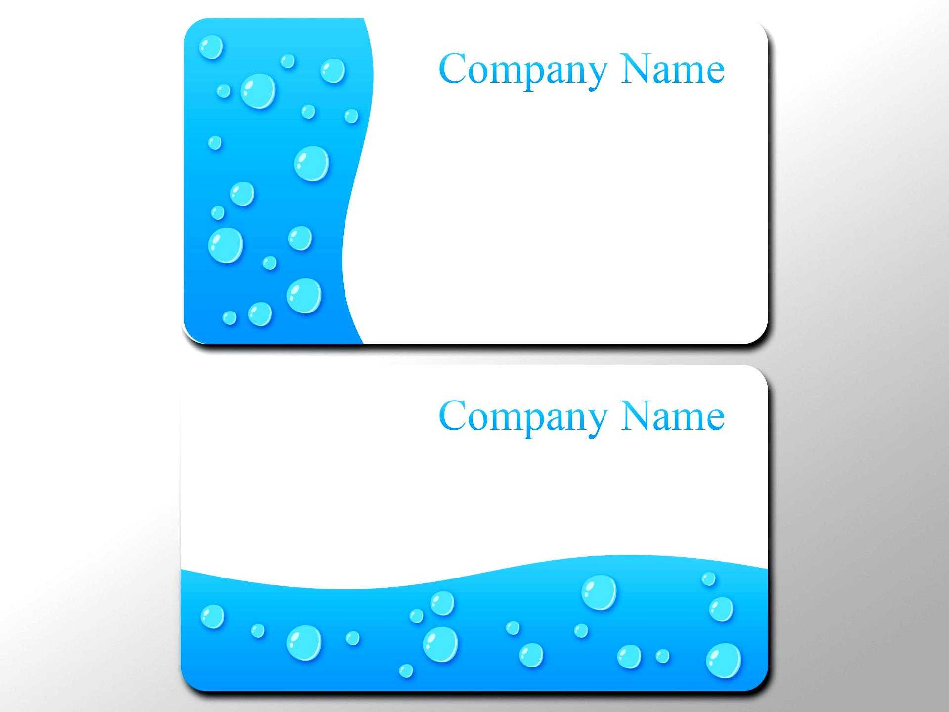 013 Ms Word Business Card Template Free Ideas Blank Pertaining To Business Card Template For Word 2007