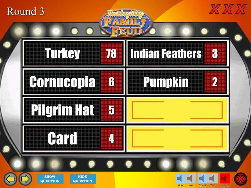 014 Family Feud Powerpoint For Mac Template Microsoft Ppt With Family Feud Game Template Powerpoint Free