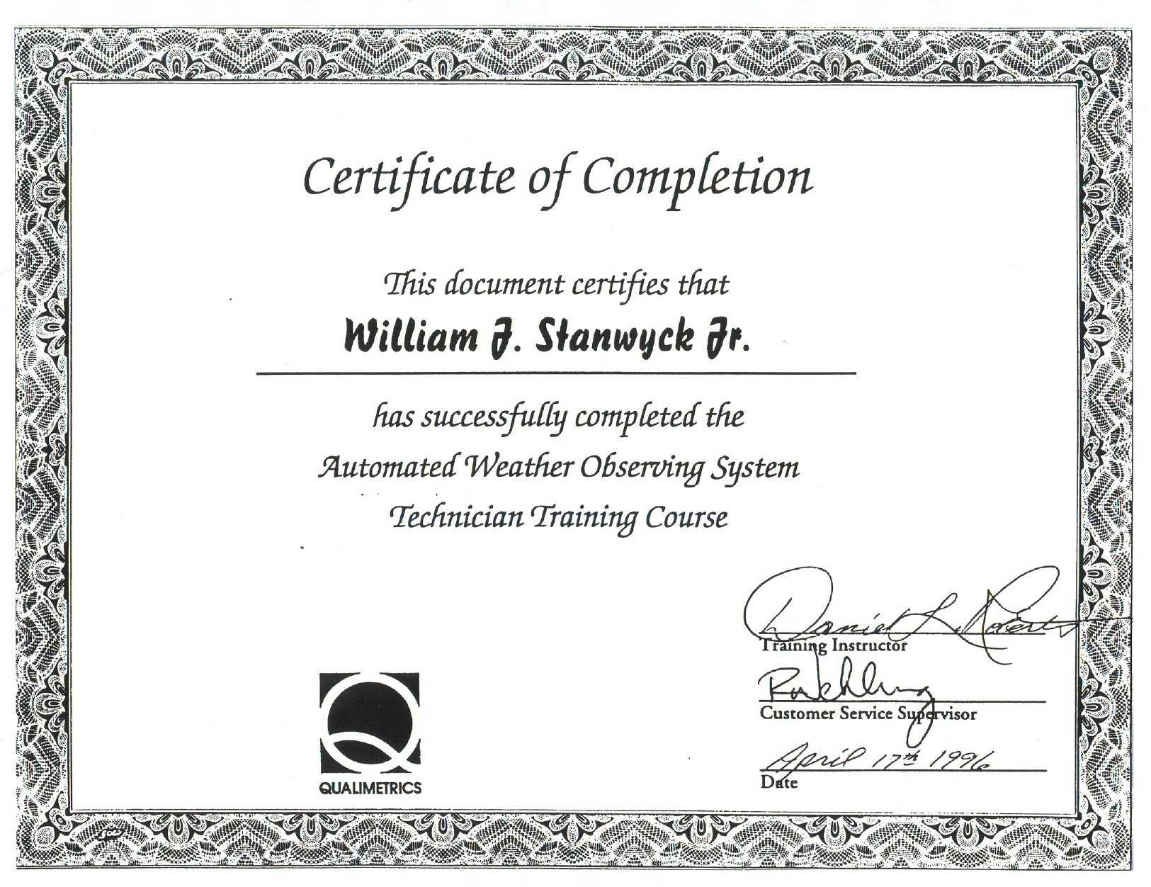 016 Template Ideas Safety Training Certificate Free Regarding This Certificate Entitles The Bearer To Template
