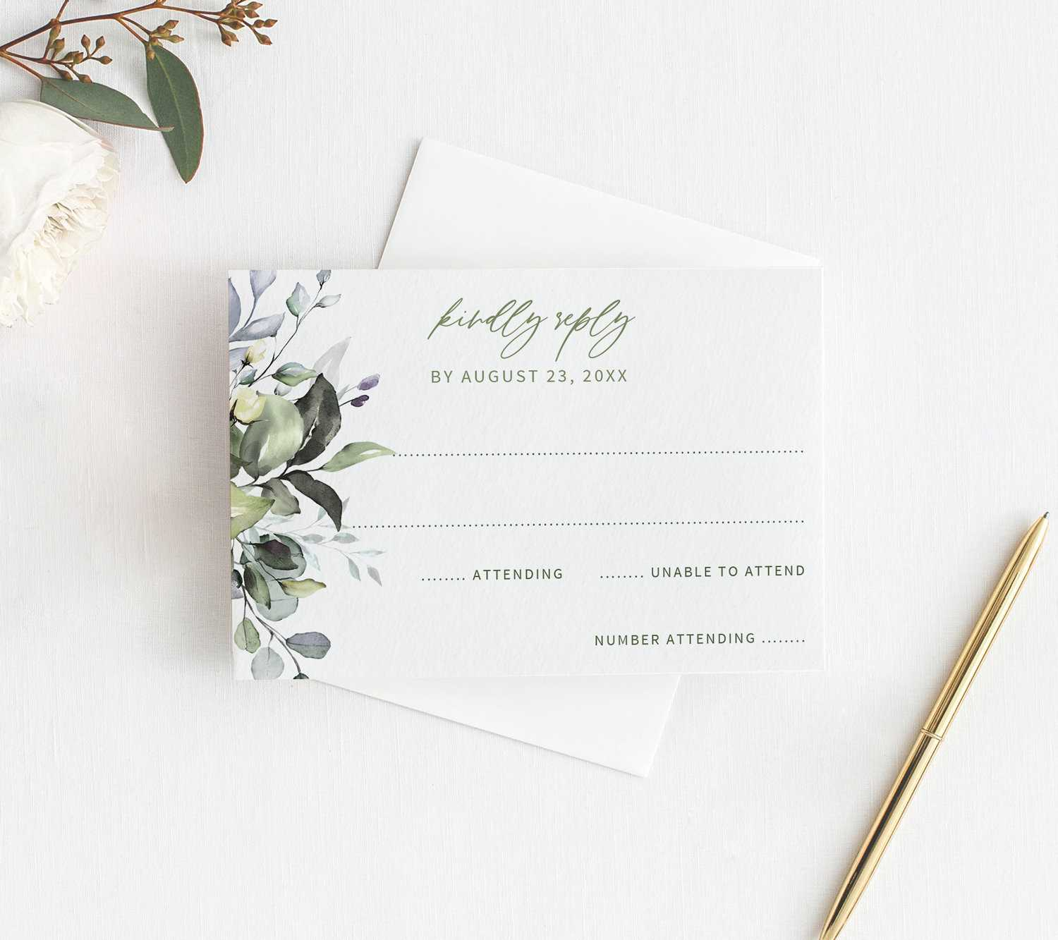 017 Il Fullxfull 1899057501 Bx43 Wedding Rsvp Cards With Free Printable Wedding Rsvp Card Templates