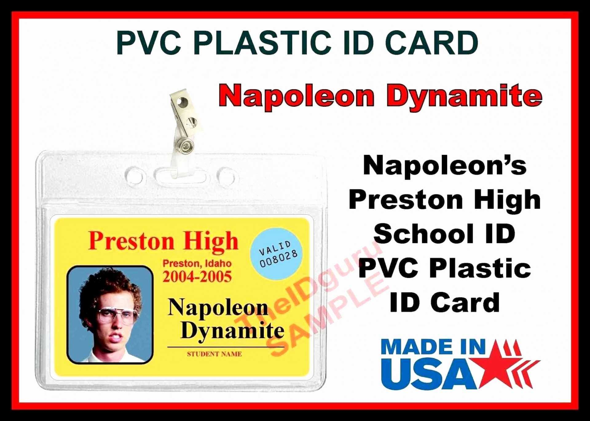 018 School Id Template Free Download Photo Shop Singular Throughout High School Id Card Template