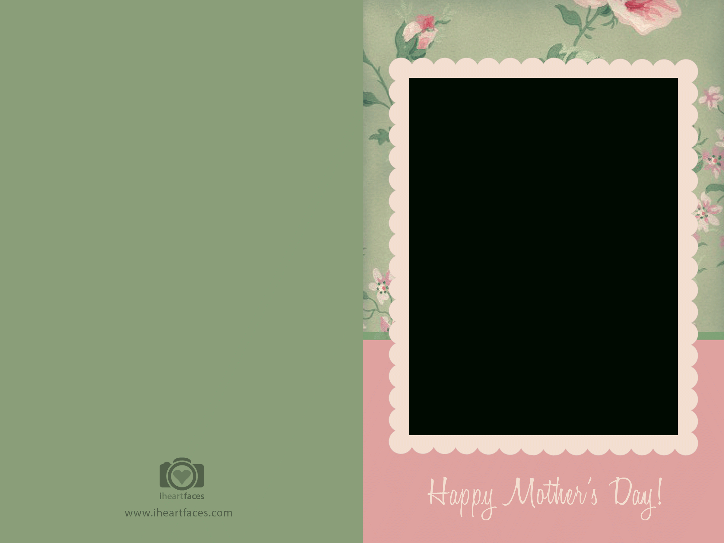 021 Template Ideas Mother S Day Card Templates Free 34224 Pertaining To Greeting Card Layout Templates