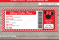 024 Cruise Gift Certificate Template New Fishing Happy throughout Movie Gift Certificate Template