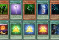 025 Yu Gi Oh Cards Zelda Editionchaotic Tide Trading pertaining to Yugioh Card Template