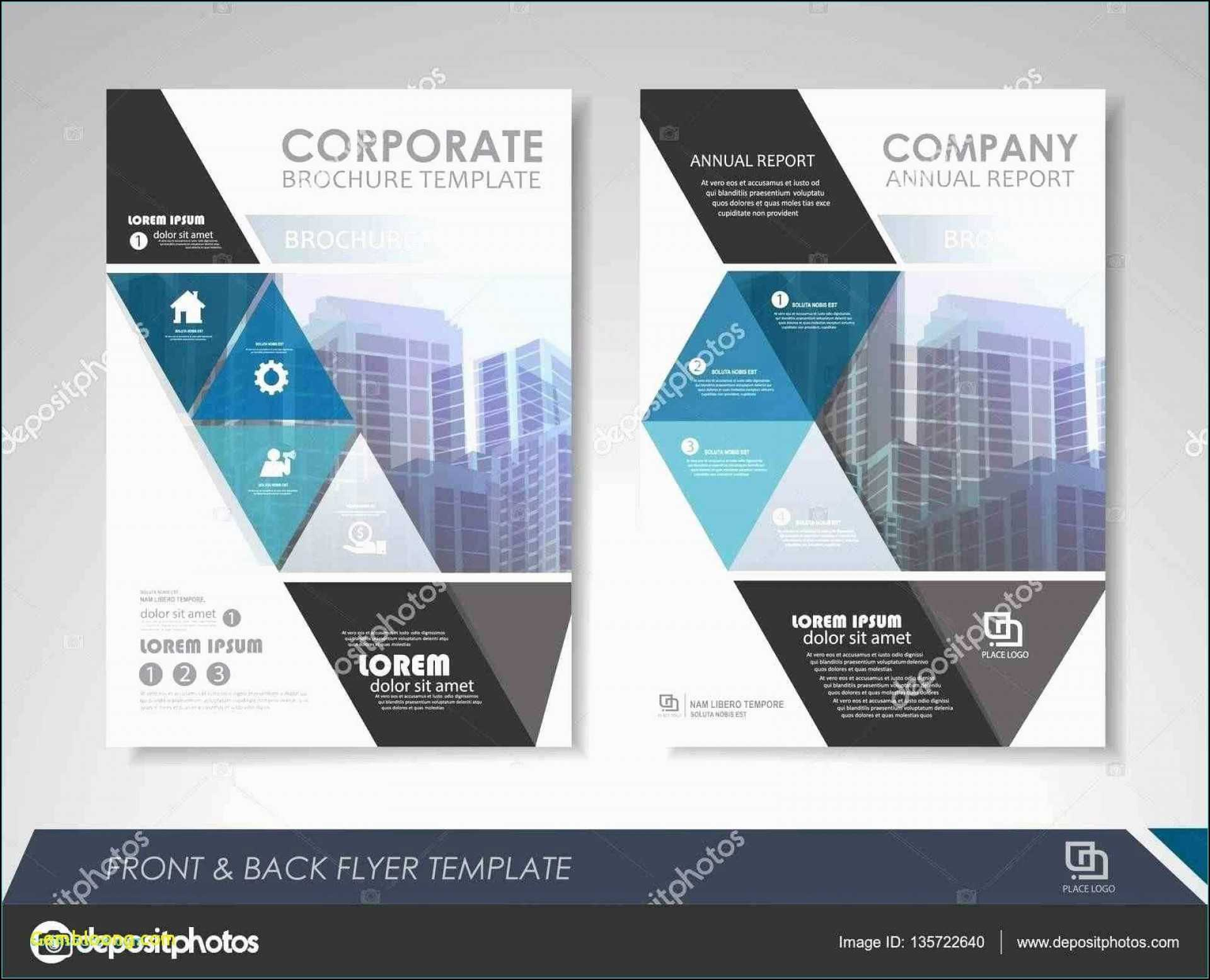 026 Template Ideas Free Download Brochure Templates Intended For Free Illustrator Brochure Templates Download