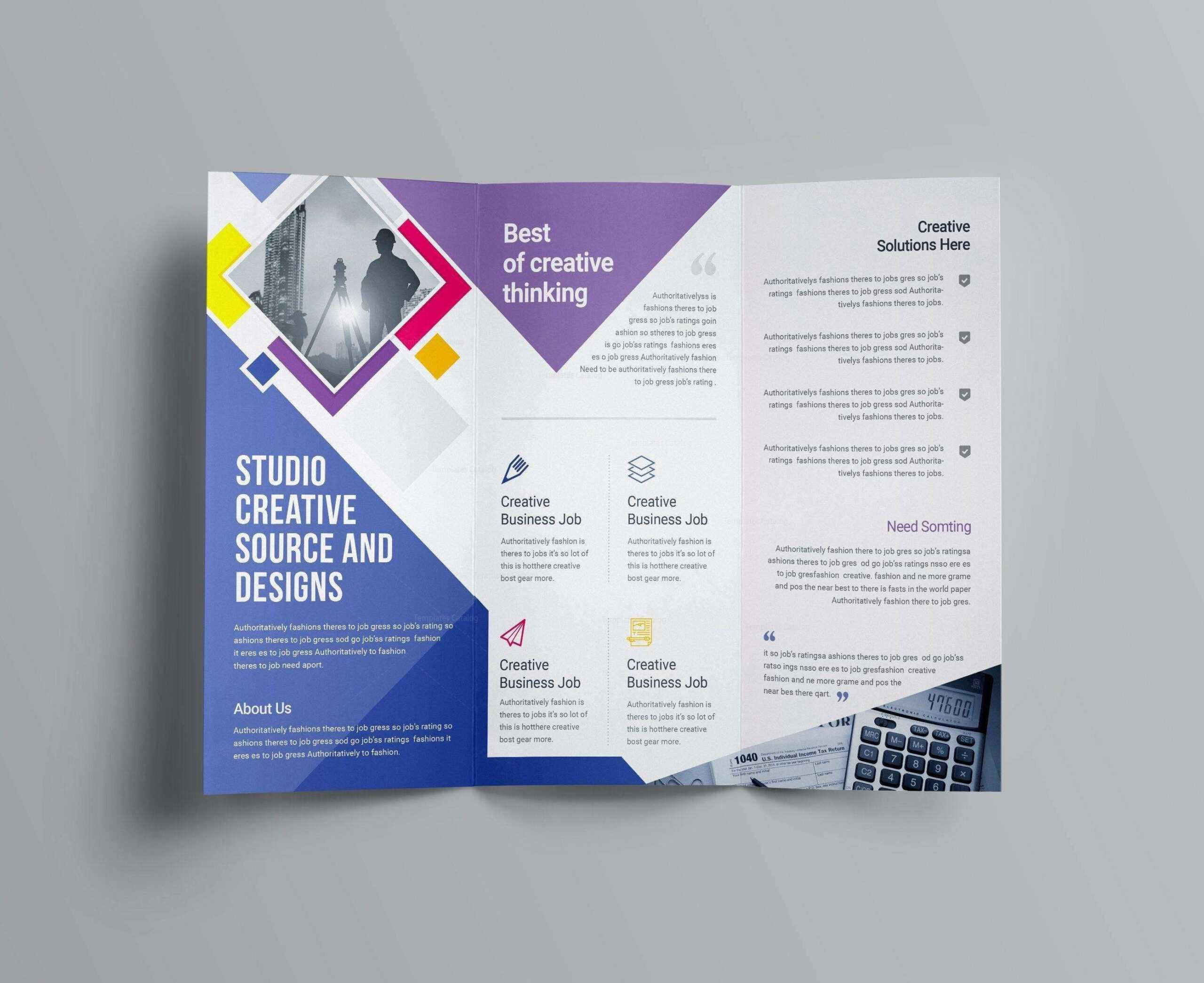 029 Business Profile Template Free Download Unique Regarding Ss Card Template