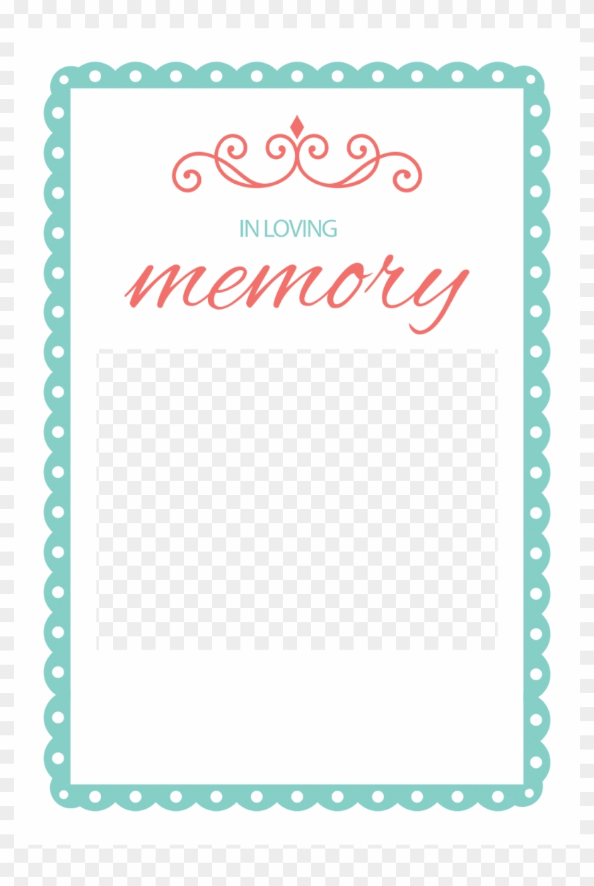 032 In Loving Memory Templates Template Awful Ideas Psd Free For In Memory Cards Templates