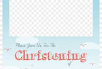 032 Template Ideas 1508436 Free Printable Baptism in Free Christening Invitation Cards Templates