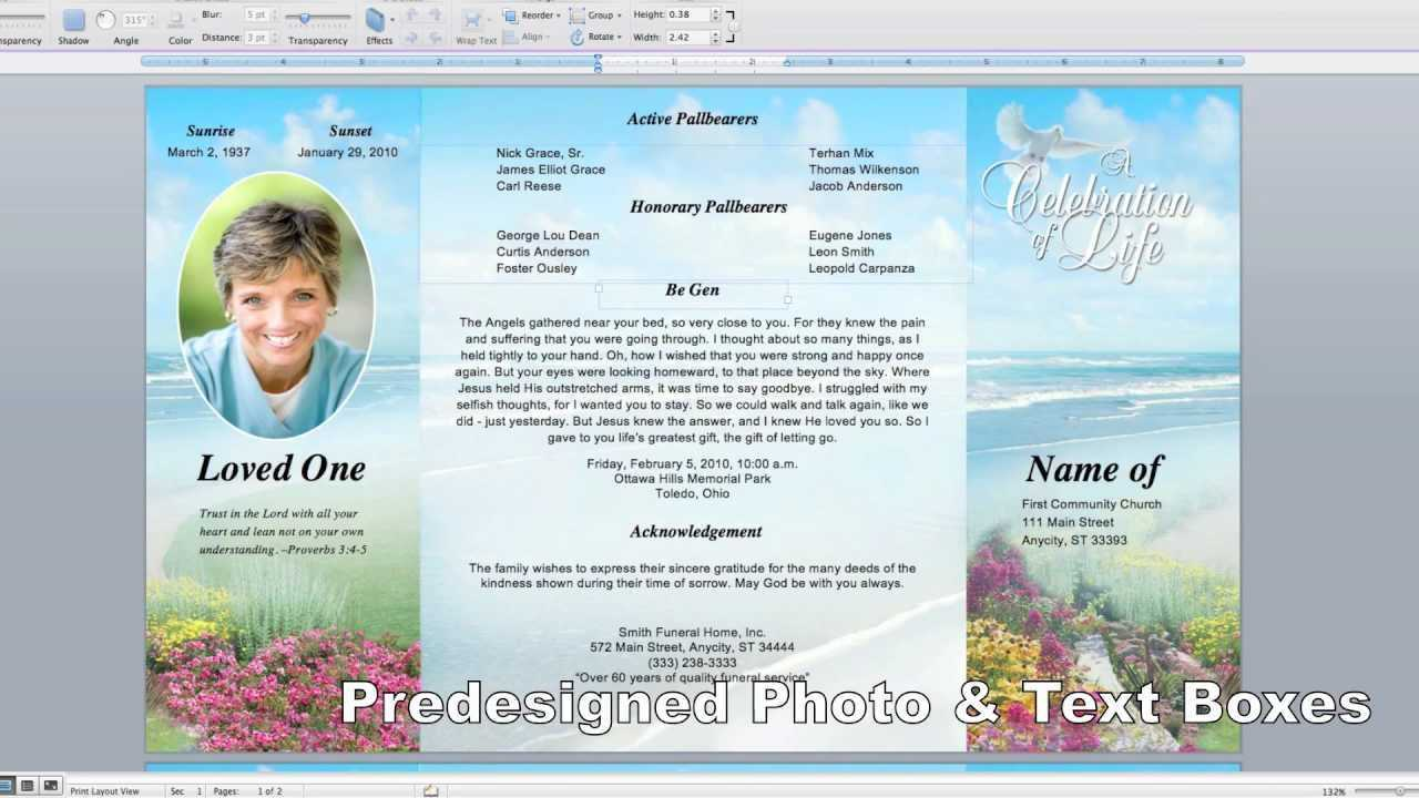 034 Free Memorial Card Template Ideas Cards For Funeral Throughout Memorial Card Template Word