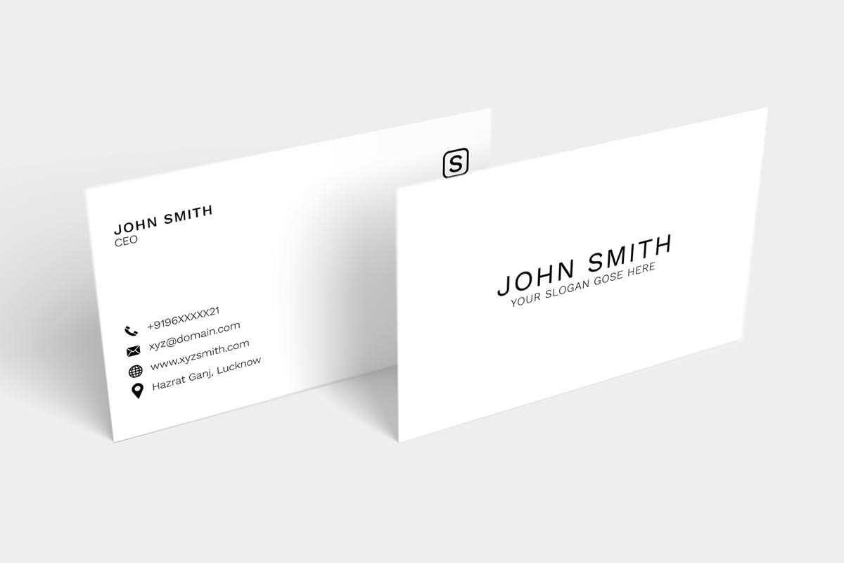 042 Free Photoshop Business Card Template Psd Download With Regarding Photoshop Business Card Template With Bleed