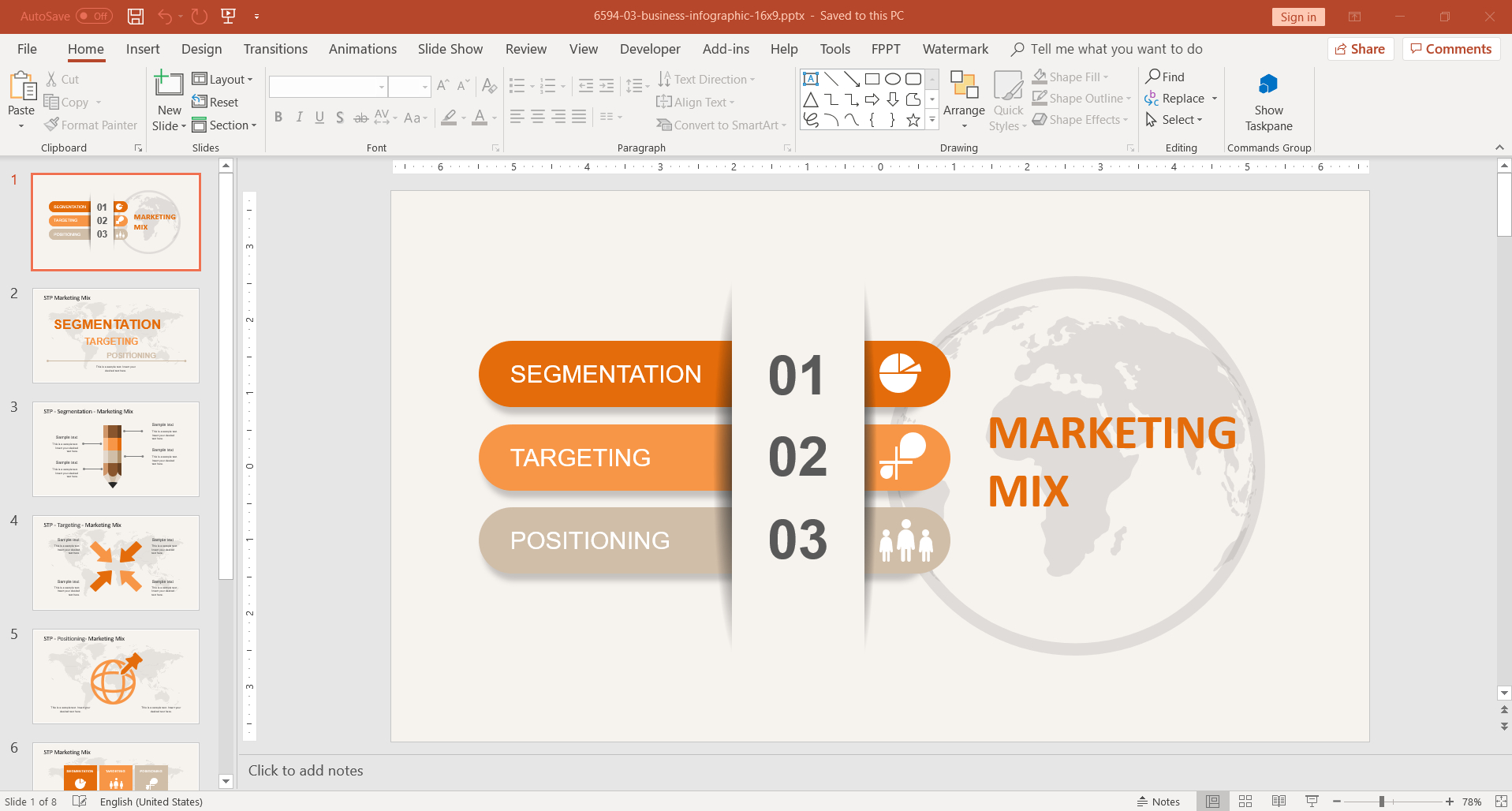 10+ Best Creative Powerpoint Templates For Marketing Throughout What Is Template In Powerpoint