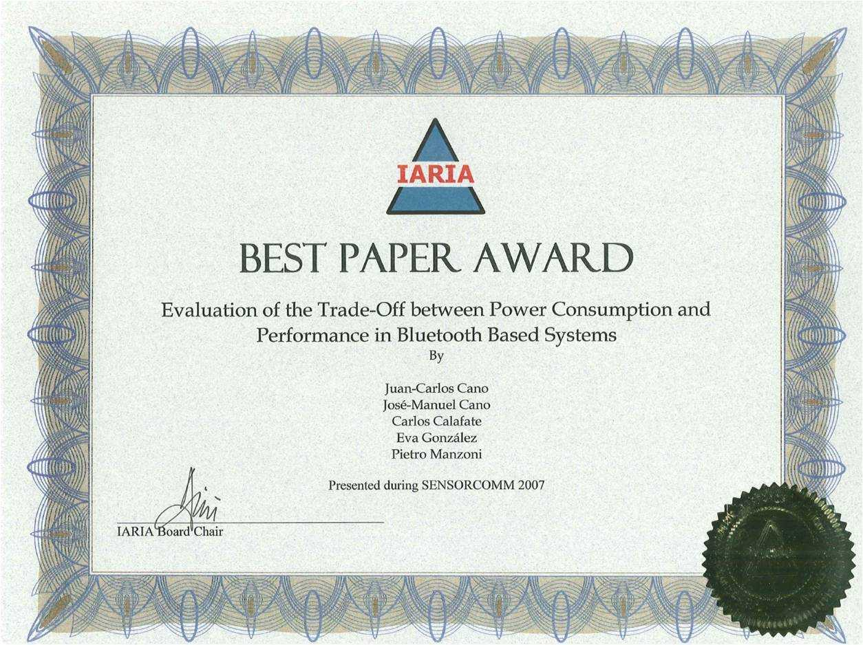 100+ [ International Conference Certificate Templates Regarding International Conference Certificate Templates