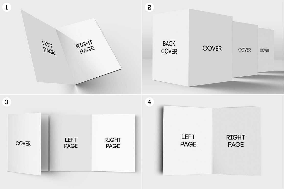 11+ Folded Card Designs & Templates - Psd, Ai | Free In Quarter Fold Card Template