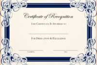 11+ Free Downloads Certificate Templates In Word | Ml-Datos with Ged Certificate Template