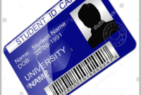 11+ Iconic Student Card Templates – Ai, Psd, Word | Free in Isic Card Template