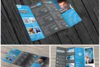 11X17 Quad-Fold Brochure Printing within Quad Fold Brochure Template
