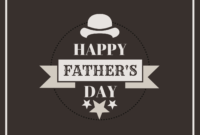 15+ Fun Father's Day Card Templates To Show Your Dad He's #1 intended for Fathers Day Card Template