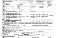 2011-2020 Form Ssa Ss-5 Fill Online, Printable, Fillable with regard to Editable Social Security Card Template