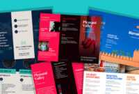 21 Brochure Templates And Design Tips To Promote Your in Product Brochure Template Free