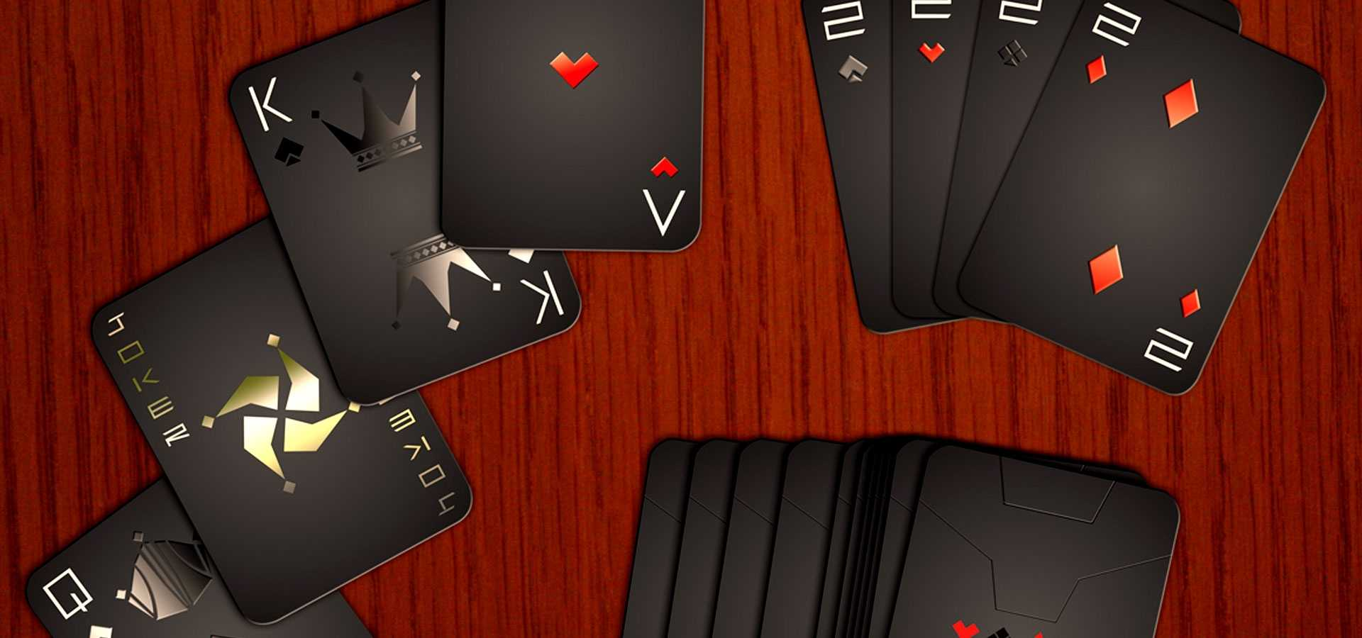 22+ Playing Card Designs | Free & Premium Templates In Playing Card Design Template
