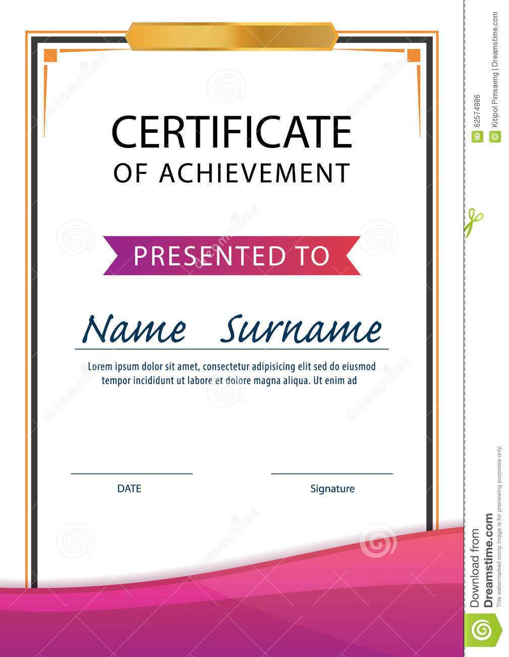 28 Images Of Certificate Template For Singing | Splinket Within Choir Certificate Template