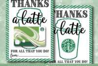 28+ [ Thanks A Latte Card Template ] | Sweet Metel Moments with Thanks A Latte Card Template