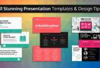 33 Stunning Presentation Templates And Design Tips for Powerpoint Photo Slideshow Template