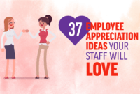 37 Employee Appreciation Ideas Your Staff Will Love – When I pertaining to Employee Anniversary Certificate Template