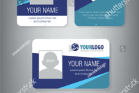 43+ Professional Id Card Designs – Psd, Eps, Ai, Word | Free for Portrait Id Card Template