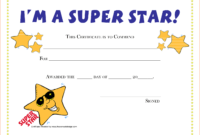 5+ Award Certificates Template – Bookletemplate inside Player Of The Day Certificate Template