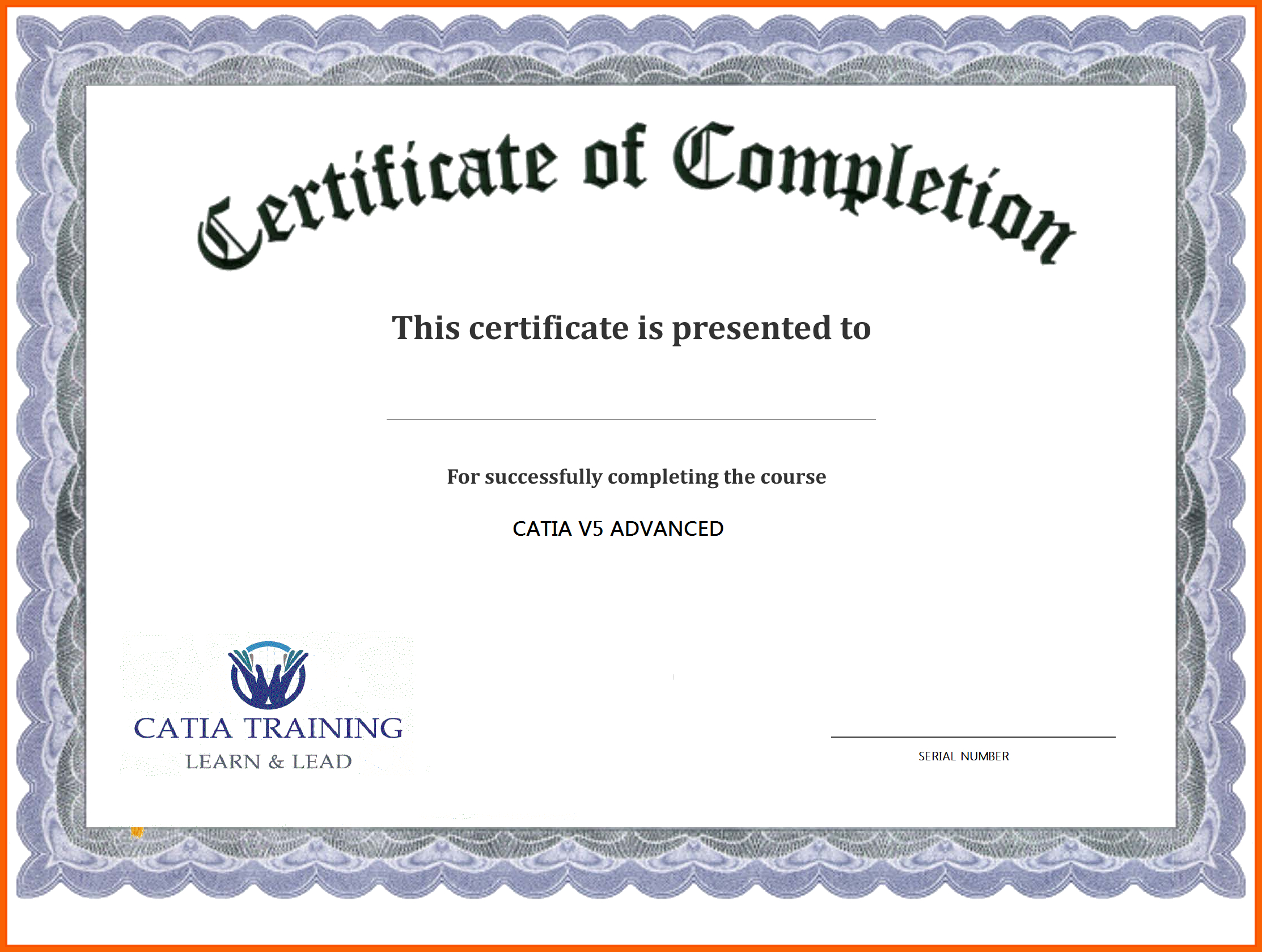 5+ Free Academic Certificate Templates | Ml Datos For Certificate Of Completion Template Free Printable