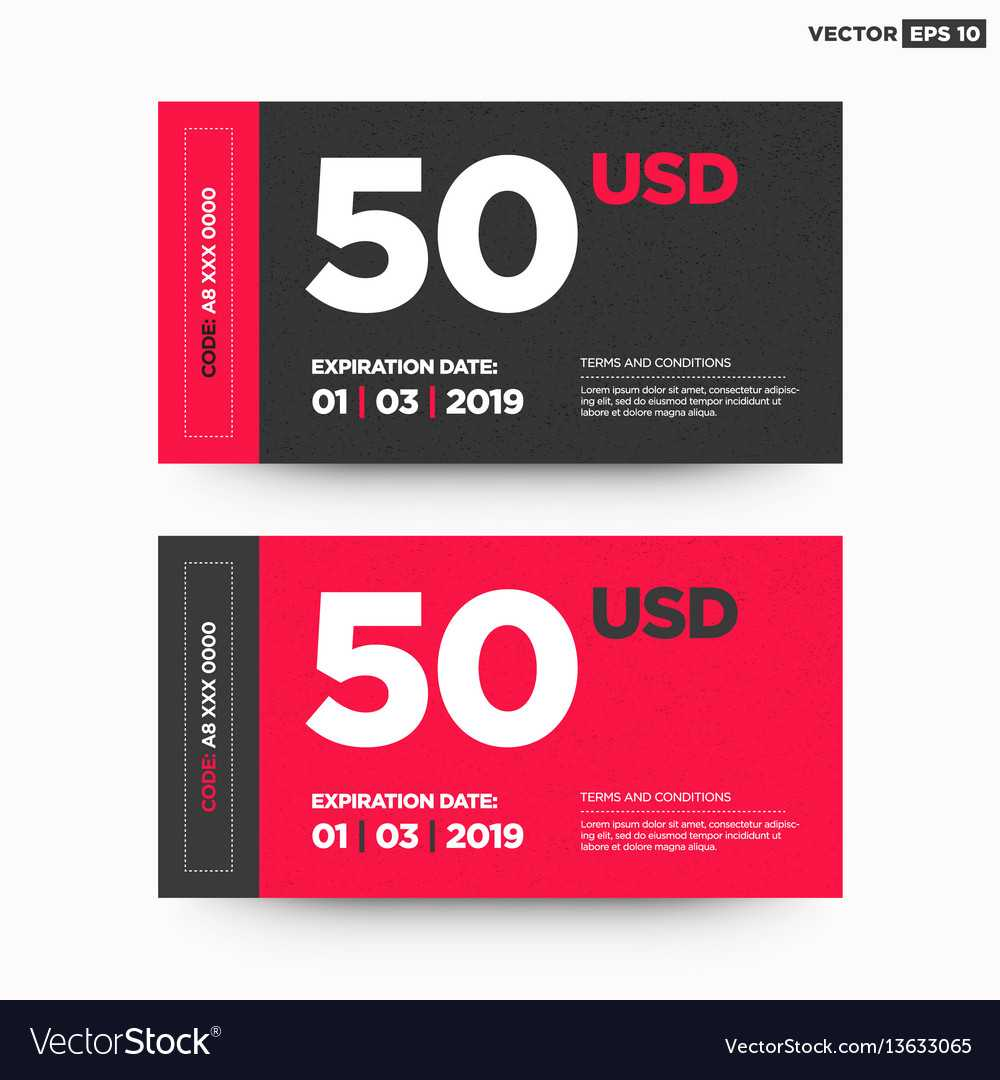50 Usd Gift Card Template Inside Gift Card Template Illustrator