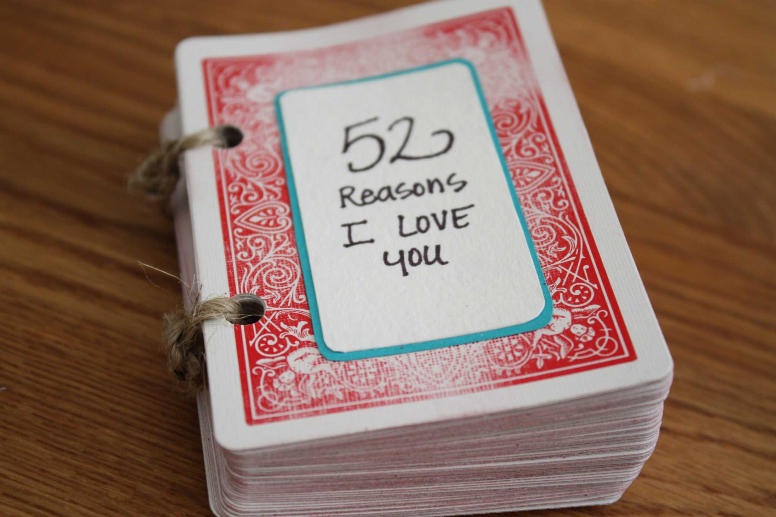 52 Reasons I Love You - Zohre.horizonconsulting.co Throughout 52 Reasons Why I Love You Cards Templates Free