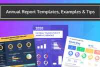 55+ Customizable Annual Report Design Templates, Examples & Tips inside Product Line Card Template Word