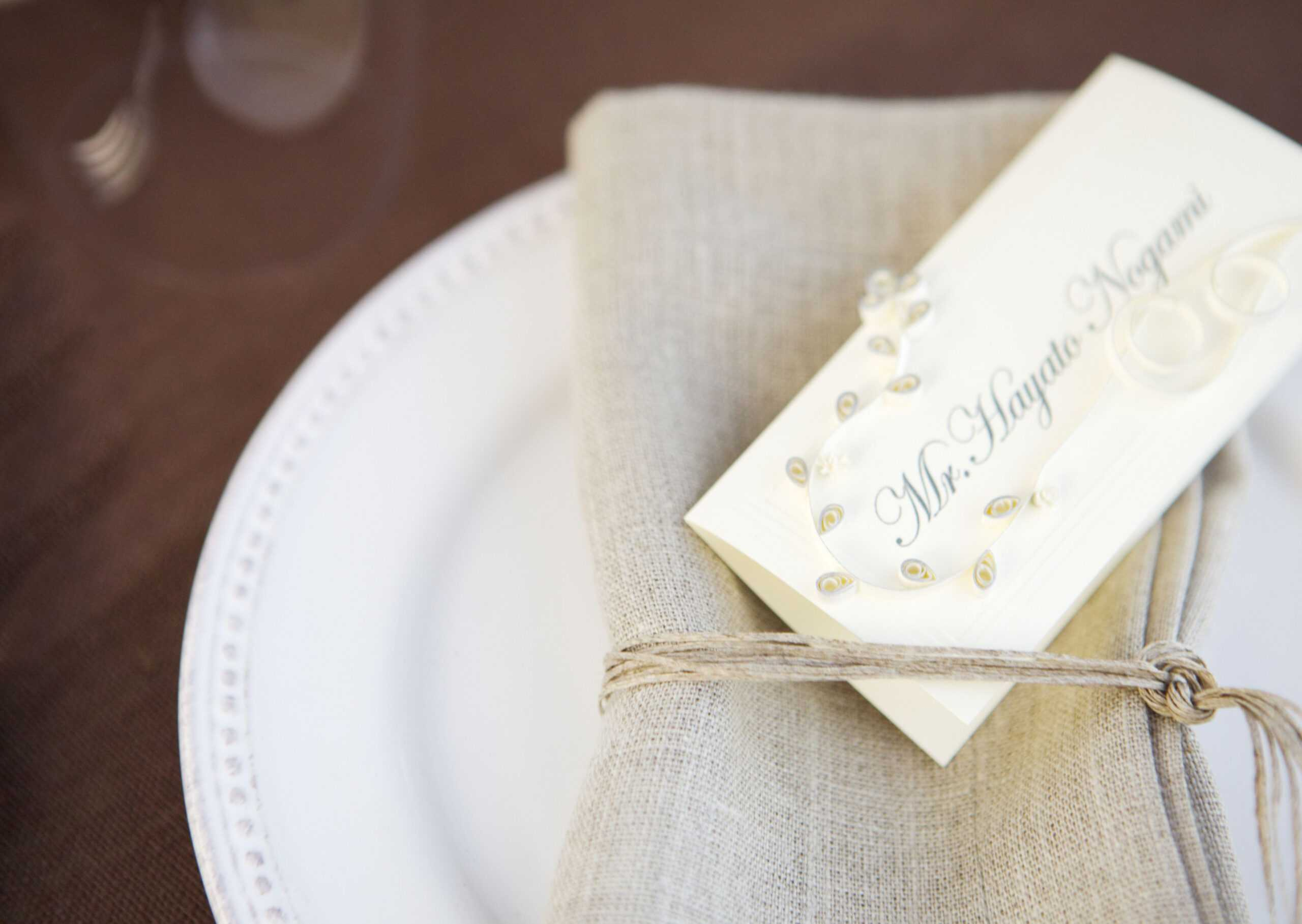 8 Free Wedding Place Card Templates Within Place Card Setting Template