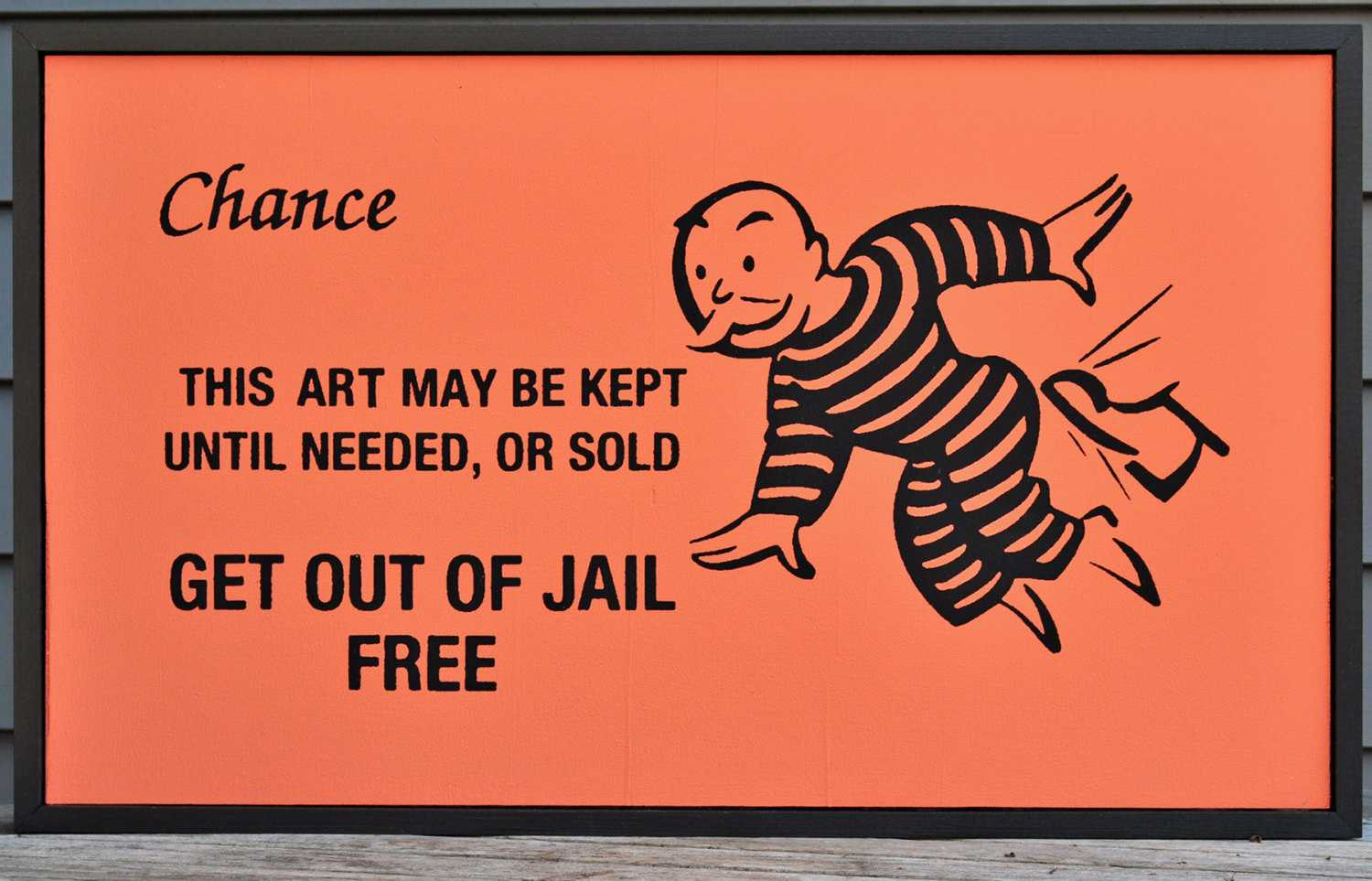 9 Best Photos Of Get Out Of Jail Free Card Printable Regarding Get Out Of Jail Free Card Template